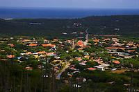 Bonaire, Netherlands Antilles, is am island marine park and popular scuba diving Mecca.
