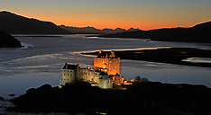 Eilean Donan Castle | Kyle of Lochalsh | 5 February 2018