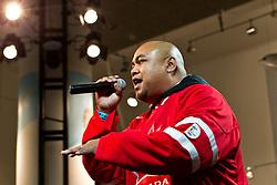 Aaron 'Godson' Hernandez, Yellowknife, NWT