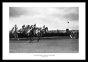 Irish Grand National at Fairyhouse, County Meath.<br /> <br /> 7th April 1958<br /> <br /> 07/04/1958