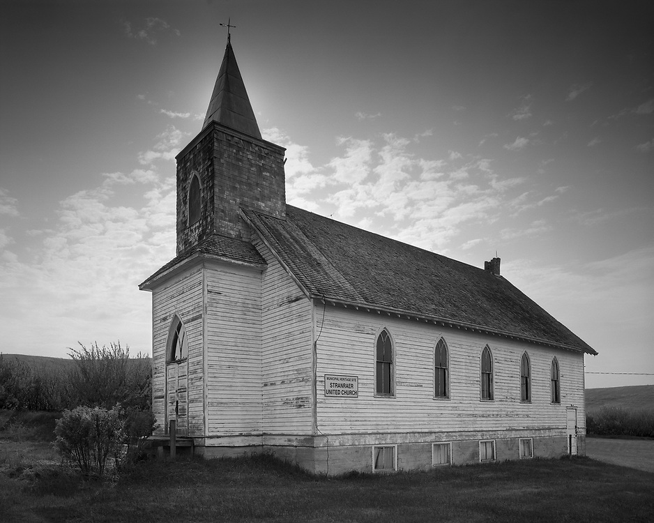 Stranraer United Church, Stranraer, SK