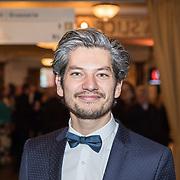 NLD/Amsterdam/20170917 - Gala van het Nederlands Theater 2017, winaar van de Arlecchino, Maarten Heijmans