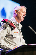 General Benjamin Benny Gantz Chief of General Staff of the Israel Defense Forces