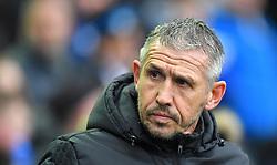 Birmingham City goalkeeping coach Kevin Hitchcock
