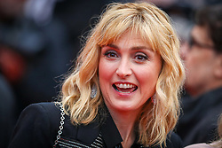 """Julie Gayet attends the screening of """"Les Plus Belles Annees D'Une Vie"""" during the 72nd annual Cannes Film Festival on May 18, 2019 in Cannes, France. Photo by Shootpix/ABACAPRESS.COM"""