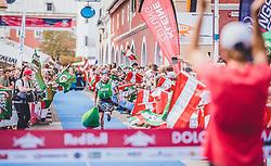 08.09.2018, Lienz, AUT, 31. Red Bull Dolomitenmann 2018, im Bild 2.Platz Schmid Gerhard (AUT, Pure Encapsulations) // 2nd placed Schmid Gerhard (AUT, Pure Encapsulations) during the 31th Red Bull Dolomitenmann. Lienz, Austria on 2018/09/08, EXPA Pictures © 2018, PhotoCredit: EXPA/ JFK