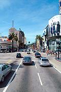 Downtown Hollywood Boulevard