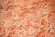 Orange painted plaster background
