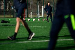 Robert Pevnik, head coach during 1st Practice session of NK Olimpija Ljubljana after Winter break before Spring season of Prva liga 2018/19, on January 10, 2018 in ZAK, Ljubljana, Slovenia. Photo by Vid Ponikvar / Sportida