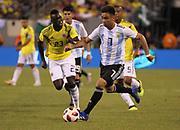Arg at Met Life<br /> Argentina vs Colombia<br /> MetLife Stadium<br /> NJ USA<br /> September 11th 2018