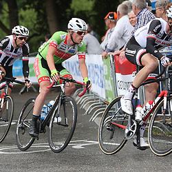 25-06-2017: Wielrennen: NK weg elite: Montferland<br />s-Heerenberg (NED) wielrennen<br />NK Wielrennen Elite  <br />Tom Stamsnijder, Rene Hooghiemster, Albert Timmer