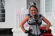 Ann Michelle Donohue is an Irish Traveller who lives on a site in West Drayton.