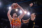 Jack Cooley of Banco di Sardegna Sassari   <br /> Banco di Sardegna Sassari - Happy Casa Brindisi<br /> Postemobile Final Eight 2019 Zurich Connect<br /> Basket Serie A LBA 2018/2019<br /> FIRENZE, ITALY - 16 February 2019<br /> Foto Mattia Ozbot / Ciamillo-Castoria