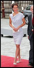 Duchess of Cambridge at UK Creative Industries reception 30-7-12