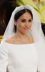 Royal Wedding Inside - 19 May 2018