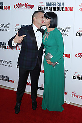 Ron Bloom, Marta Bloom at the 31st Annual American Cinematheque Awards Gala held at the Beverly Hilton Hotel on November 10, 2017 in Beverly Hills, California, USA (Photo by Art Garcia/Sipa USA)