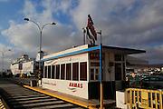 Armas ferry terminal, Puerto del Rosario, Fuerteventura, Canary Islands, Spain
