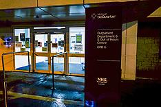 NHS still open for business despite Covid 19, Edinburgh, 29 December 2020