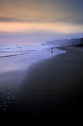 Image of a the Pacific Ocean at in Yachats, Oregon, Pacific Northwest by Randy Wells
