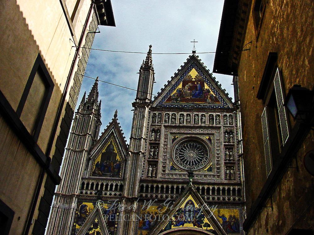 Duomo di Orvieto, Orvieto, Umbria