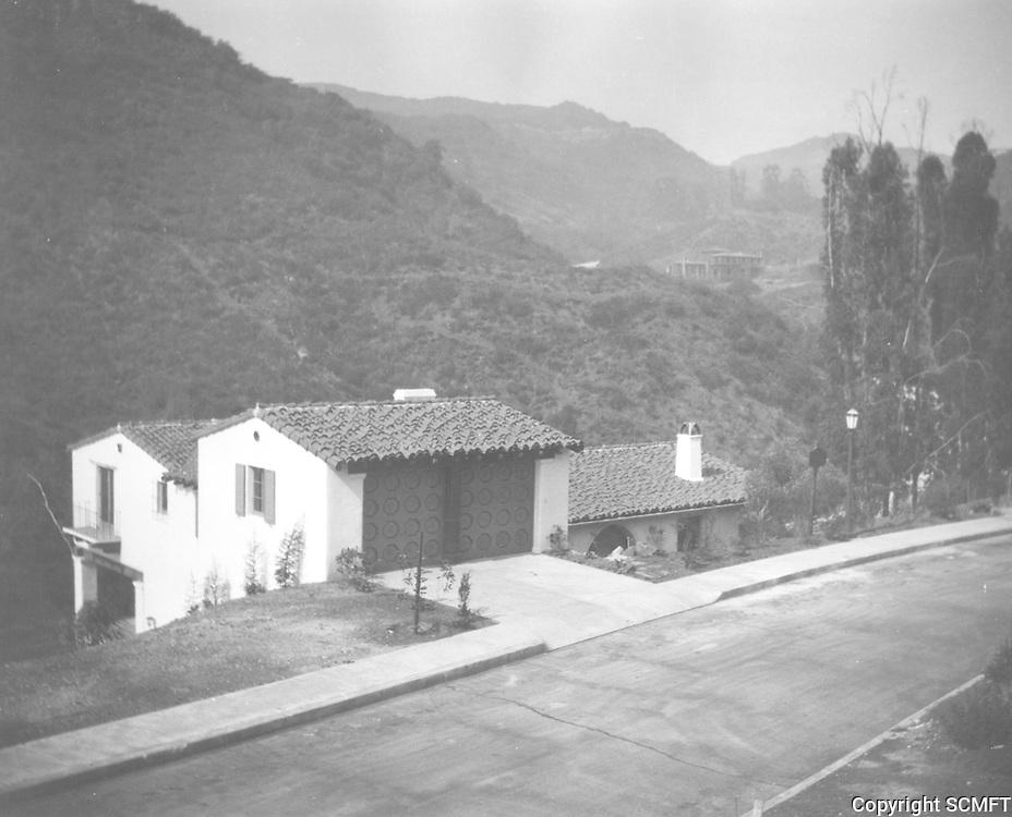 Circa 1930 2427 Castillian Dr. in the Outpost Estates