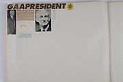 Alf Murray, GAA President,