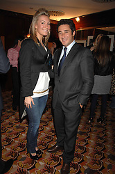 OLIVIA BUCKINGHAM and LUCA DEL BONO at an exhibition of photographs by Olivia Buckingham held at China Tang, The Dorchester, Park Lane London on 5th March 2007.<br /><br />NON EXCLUSIVE - WORLD RIGHTS