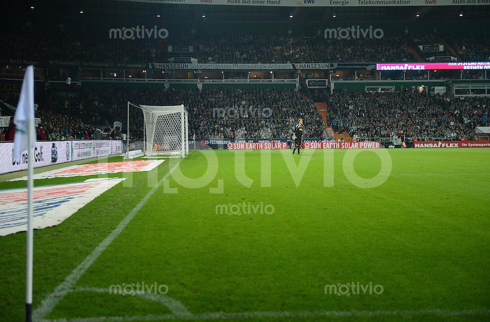 FUSSBALL   1. BUNDESLIGA    SAISON 2012/2013    8. Spieltag   SV Werder Bremen - Borussia Moenchengladbach  20.10.2012 Innenansicht Weser Stadion