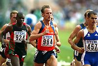 Friidrett, 23. august 2003, VM Paris,( World Championschip in Athletics),   Gert-Jan Liefers, Ned, Nederland