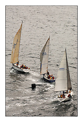 Day 2 of the Bell Lawrie Scottish Series with wild conditions on Loch Fyne for all fleets. Exhilarating and testing racing for Boats and crew...Class 1 GBR603R Playing Ftse,  9641R Local Hero, 4408C Pinocchio,  GBR34R,