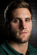 DALLAS, TX - JULY 21:  Baylor linebacker Bryce Hager poses for a portrait during the Big 12 Media Day on July 21, 2014 at the Omni Hotel in Dallas, Texas.  (Photo by Cooper Neill/Getty Images) *** Local Caption *** Bryce Hager