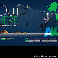 White Lines magazine (UK) 2010 Deeper expedition feature.