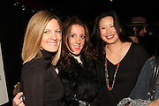 Daniella Peters, guest, and Lindy Huang Werges