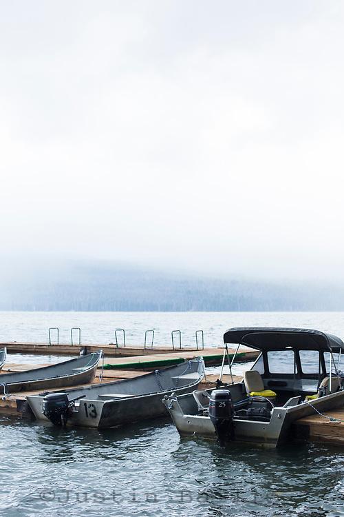 Diamond Lake, Oregon.