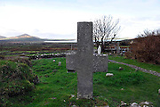 Kilmalkeadar Church associated with St. Brendan in Dingle, County Kerry..Picture by Don MacMonagle