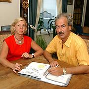 NLD/Huizen/20050908 - Annet en Simon van de Thuiszorgers Huizen