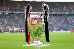 06-06-2015 GER: UEFA Champions League final Juventus - Barcelona, Berlin<br /> Champions League Pokal before the UEFA Champions League final match between Juventus FC and Barcelona FC at the Olympia Stadion in Berlin<br /> <br /> ***NETHERLANDS ONLY***