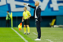 August 24, 2017 - Saint Petersburg, Russia - FC Utrecht head coach Erik ten Hag gestures during the UEFA Europa League play-off round second leg match between FC Zenit St. Petersburg and FC Utrecht at Saint Petersburg Stadium on August 24, 2017 in Saint Petersburg, Russia. (Credit Image: © Mike Kireev/NurPhoto via ZUMA Press)