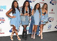 Little Mix, Capital FM Summertime Ball 2016, Wembley Studium, London UK, 11 June 2016, Photo by Brett D. Cove