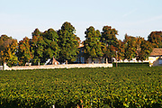 Chateau la Conseillante in Pomerol, bordeaux