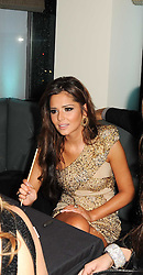 CHERYL COLE, at the launch party for 'Promise', a new capsule ring collection created by Cheryl Cole and de Grisogono held at Nobu, Park Lane, London on 29th September 2010.
