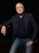 Edinburgh International Conference Centre<br /> <br /> John Cleese on the EICC stage before his performance on 13th December 2014.<br /> <br />  Neil Hanna Photography<br /> www.neilhannaphotography.co.uk<br /> 07702 246823