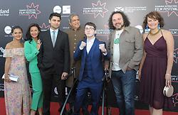 Edinburgh International Film Festival, Thursday, 21st June 2018<br /> <br /> 'EATEN BY LIONS' World Premiere<br /> <br /> Pictured: Cast and crew<br /> <br /> (c) Aimee Todd | Edinburgh Elite media