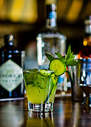 Portrait and misc photos of Mixologist Vanessa... at 8UP<br /> <br /> Photos by William DeShazer