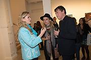 HANNAH CAMPION; JOANNA CROW; YORK TILLYER, William Tillyer, 80th birthday exhibition. Bernard Jacobson. 28 Duke st. SW1 25 September 2018