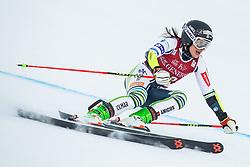 Tina Robnik (SLO) during the Ladies' Giant Slalom at 57th Golden Fox event at Audi FIS Ski World Cup 2020/21, on January 16, 2021 in Podkoren, Kranjska Gora, Slovenia. Photo by Vid Ponikvar