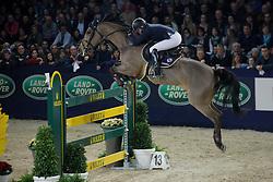 Kurten Jessica (IRL) - Castle Forbes Myrtille Paulois<br /> Winner of the Rolex FEI World Cup Qualifier<br /> Jumping Mechelen 2010<br /> © FEI -Dirk Caremans