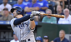 Tampa Bay Rays v Royals - 28 Aug 2017