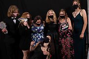 The Sharon Academy's all-school prom in Sharon, Vt., on May 29, 2021. Profits from print and download sales to benefit TSA's Annual Fund. (Photo by Geoff Hansen)