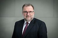03 MAY 2021, BERLIN/GERMANY:<br /> Siegfried Russwurm, Praesident Bundesverband der Deutschen Industrie, BDI, und Aufsichtsratschef Thyssenkrupp, BDI, Haus der Wirtschaft<br /> IMAGE: 20210503-02-050